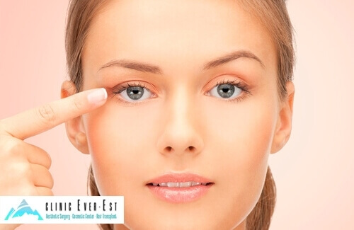 Upper Eyelid Treatment
